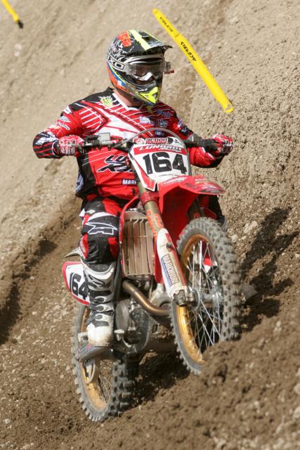 Lorenzo Pedri: quinta prova del Campionato Triveneto MX TOP RIDER FMI 2013