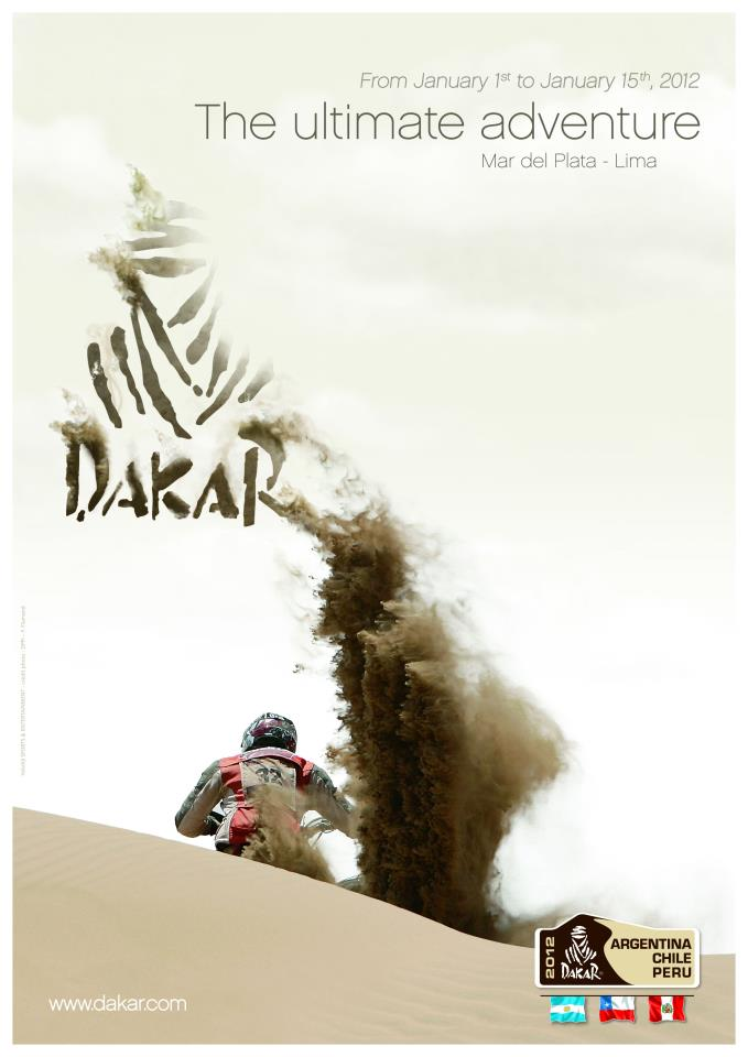Gianernesto Astori @ Dakar 2012