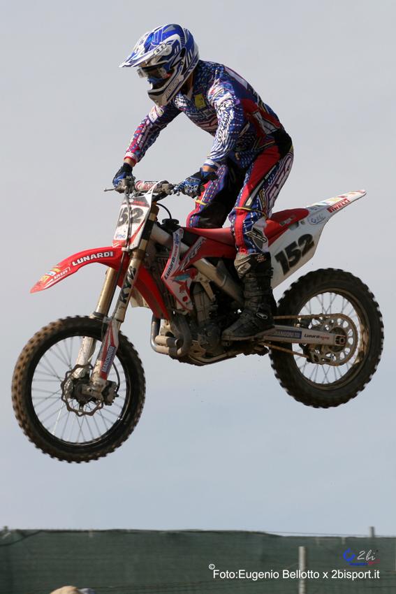 Cingoli 22 Aprile 2012 seconda prova Italiano Motocross