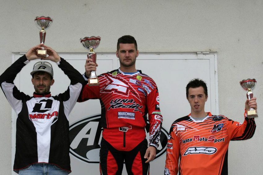21 Aprile Mantova Campionato Triveneto motocorss TOP RIDER FMI 2013