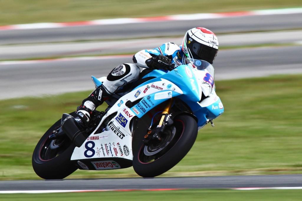 Antonelli Andrea nella top ten all'esordio con il Bike Service Racing Team