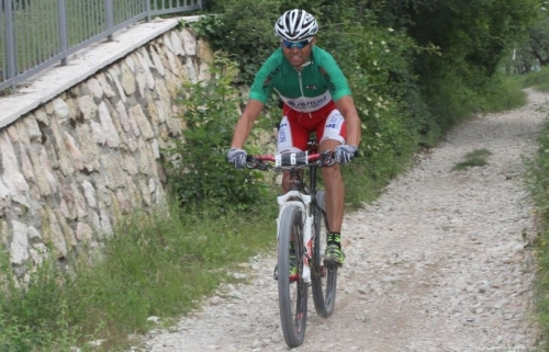 Mirko Celestino quinto, Luca Ronchi nuovamente leader alla Divinus Bike