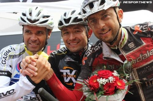 Mirko Celestino in rimonta alla Hero 2012: sua la medaglia d'argento!