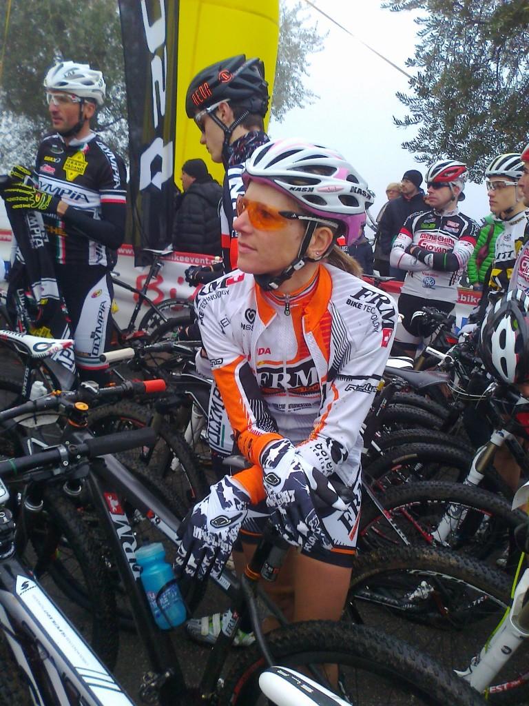Elena Gaddoni vince la Gran Fondo di Monteriggioni
