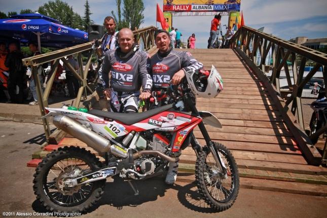 Sandro Calesini - Rally d'Albania 2011