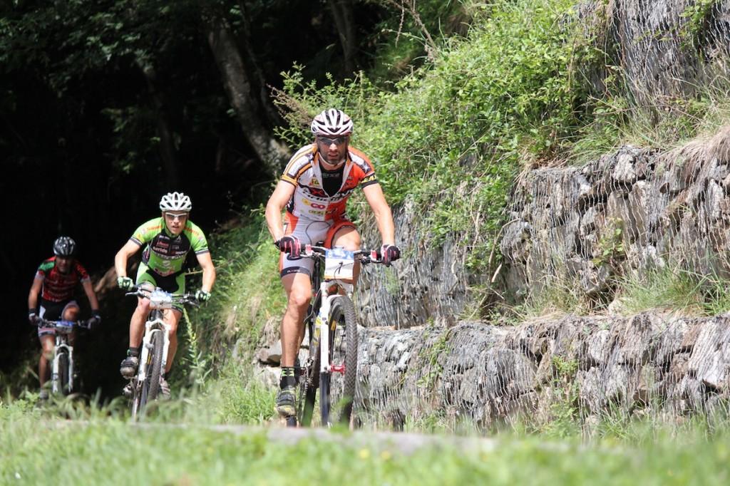Mirko Celestino e Andrea Giupponi sul gradino più alto