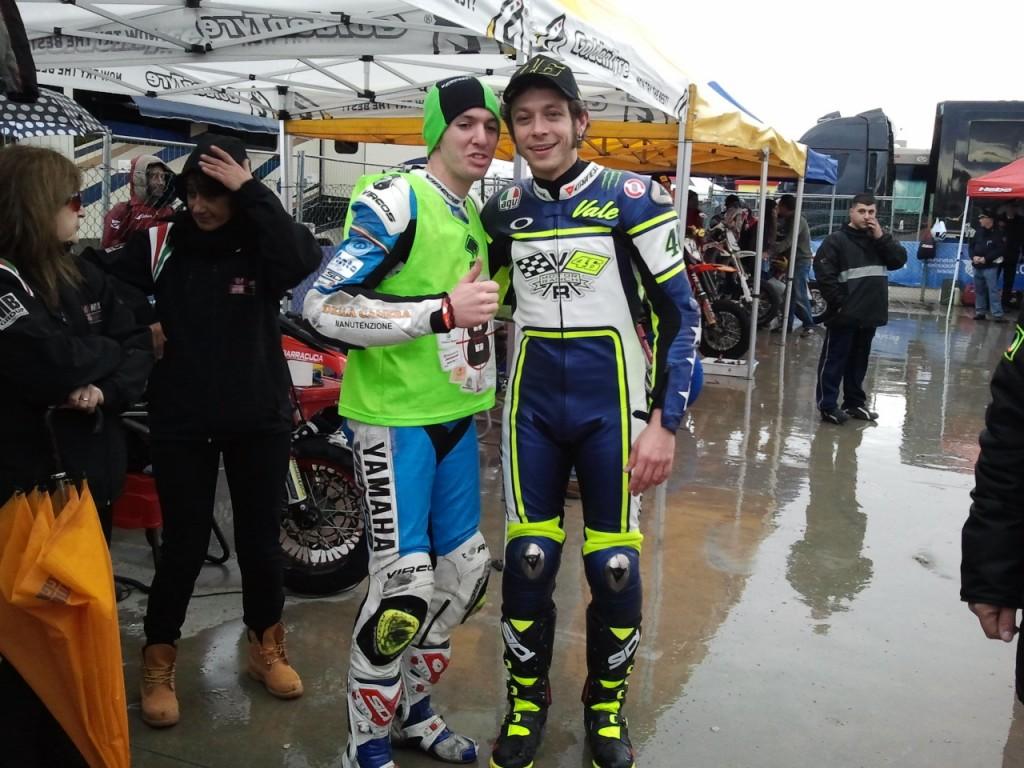Sic Supermotard Day - (Latina 1-2 dic.) - 4° Assoluto - ANTONELLI ANDREA - 3° Valentino Rossi