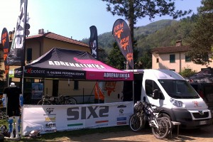 Team Adrenalinika sponsor - Castel del Rio 2011