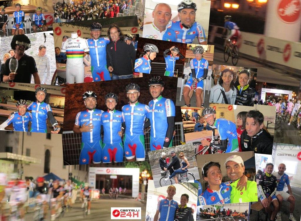 La grande festa della Castelli 24H di Feltre, in attesa della Sportful Dolomiti Race