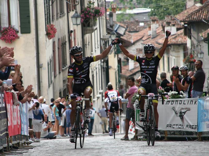 Barbara Lancioni firma il tris alla Sportful Dolomiti Race