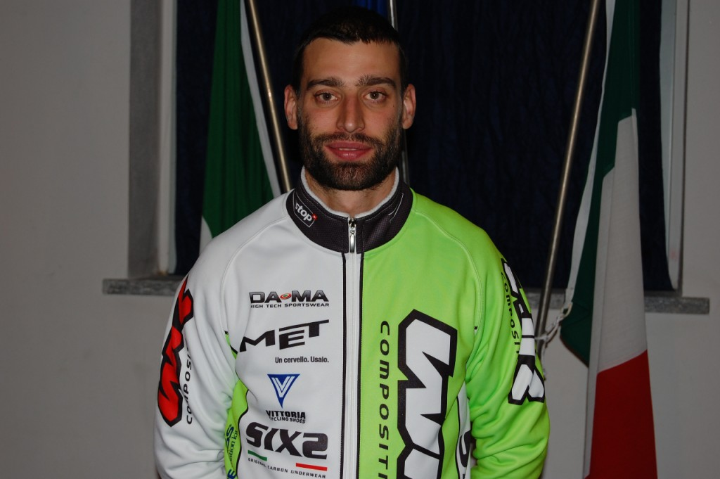 Giupponi e Ravasio new entry nel team WR compositi