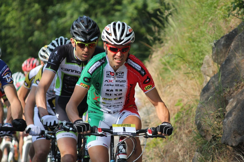 Alla 100 Km dei Forti…Mirko Celestino c'è!