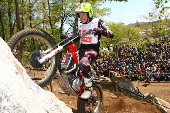 Top Trial Team: Il Mondiale parte in Giappone!