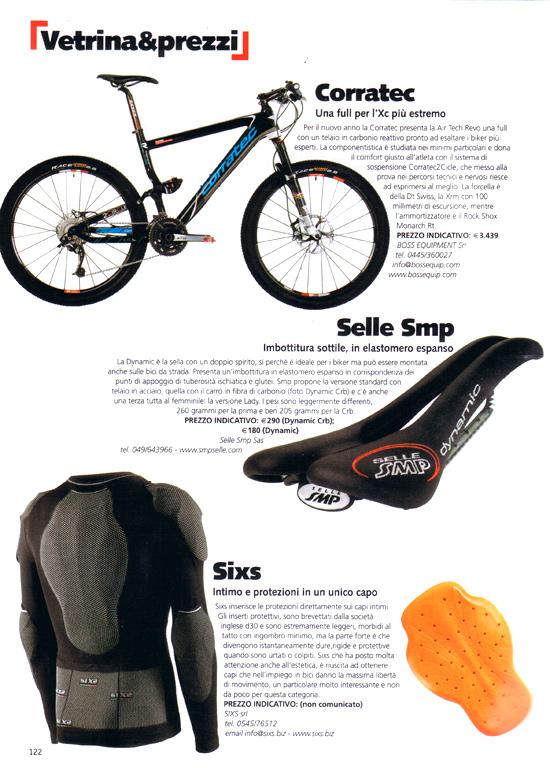 MTB Magazine - marzo 2011