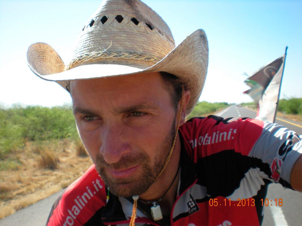 Ciao Mauro: ora continua a pedalare dal cielo