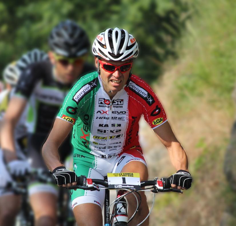 Mirko Celestino vince la Valleogra MTB Race