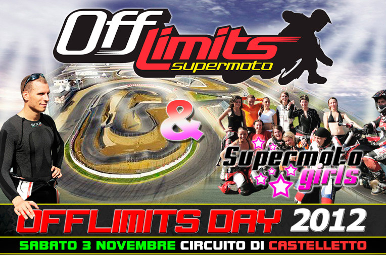 Offlimits Day 2012 - Sabato 3 Novembre