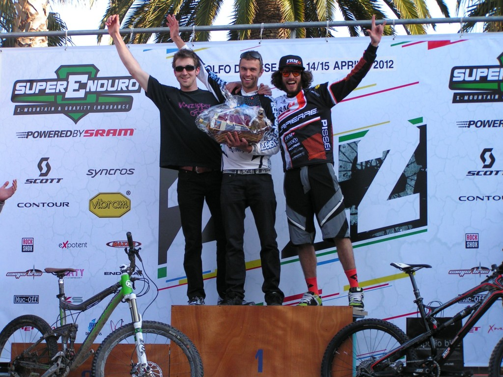 FRM Factory Racing Team: Risultati Aprile