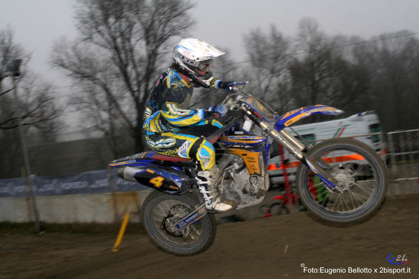 Lorenzo Pedri 2° a Winter X Trophy 2011