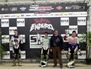 SIXS Days - Genova 2011 - podio E-lite