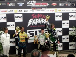 SIXS Days - Genova 2011 - podio SuperFinale