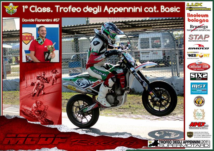 Davide Fiorentini - Moto Club Della Futa 2011