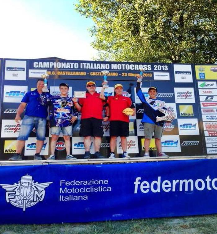 Campionato Italiano MX2