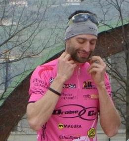 Giupponi conquista la maglia rosa dell'Orobie Cup