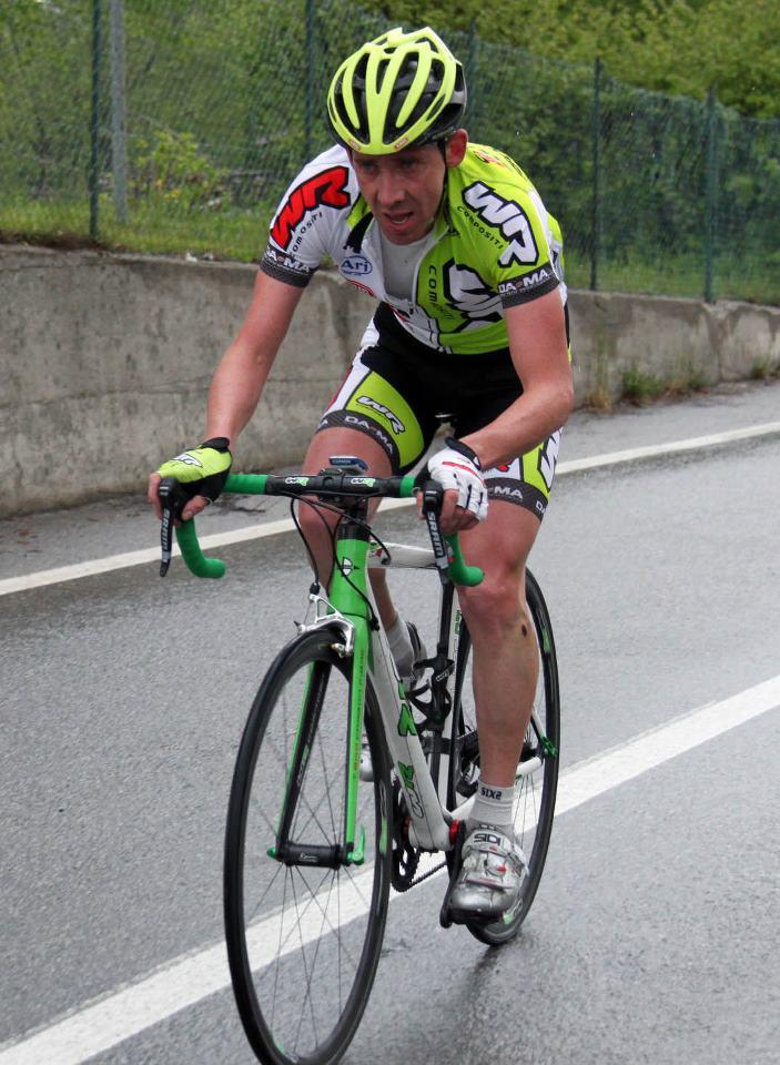 Impegno a ranghi ridotti alla prima edizione della Ledro Bike con i soli Zappa e Solagna al via. Gradne prova di Zappa che scollina 3° assoluto al GPM.