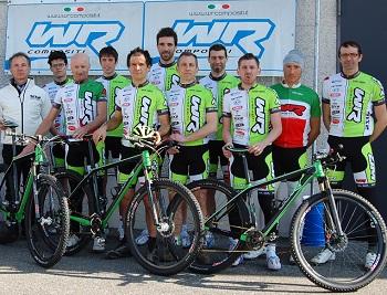 Presentato il team 2012 WR compositi