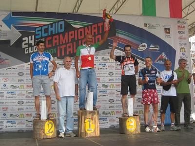 Marco Zappa per il secondo anno di fila si laurea campione italiano Marathon