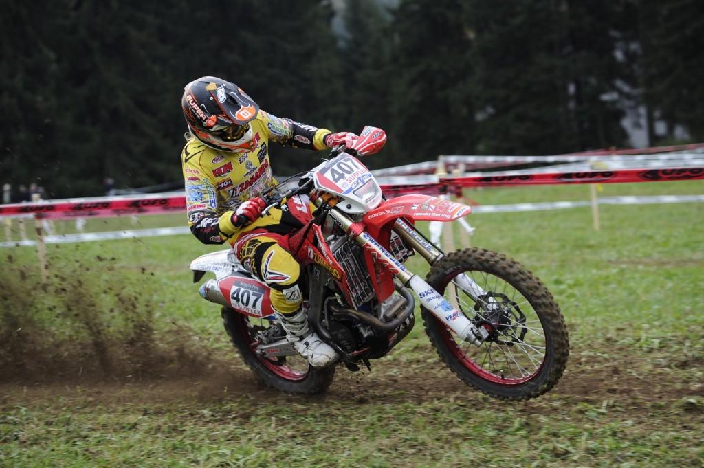 Team Honda-HM-Zanardo fa man bassa di vittorie nei Campionati Italiani