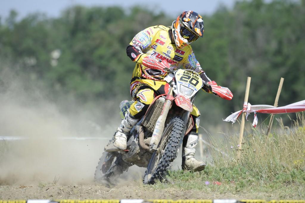 Il Team Honda-HM-Zanardo quattro volte sul podio nel GP di Romania a Buzau