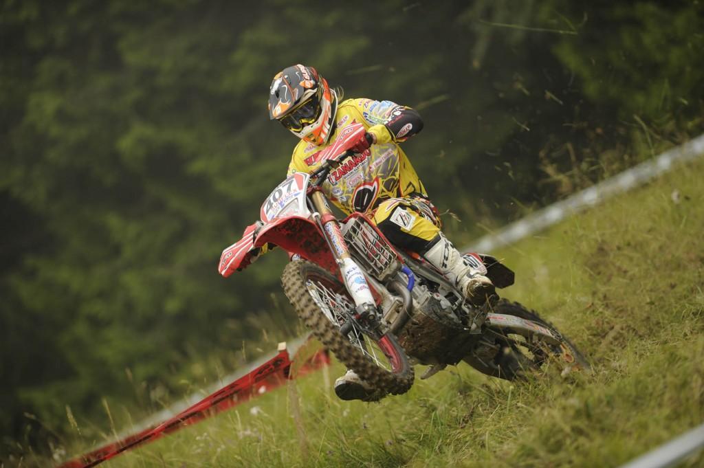 Team Honda-HM-Zanardo e Mika Ahola dominano a Casazza