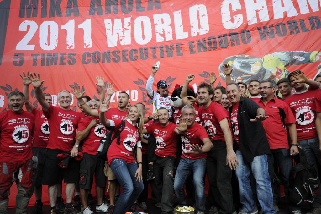 Team Honda-HM-Zanardo: missione compiuta!