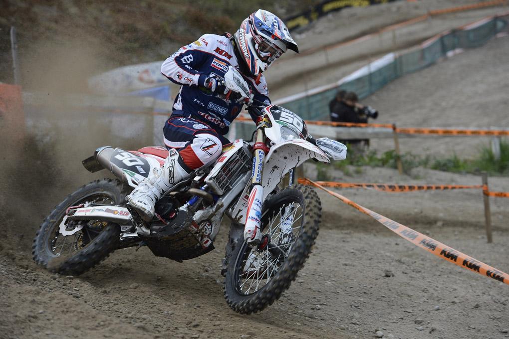 GP di Finlandia enduro: superba vittoria nella E1 di Simone Albergoni