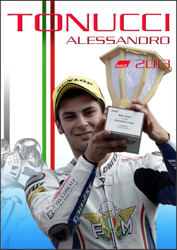 Alessandro Tonucci in SIXS per la stagione 2013