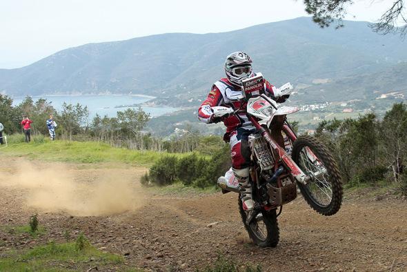 Mancini a podio al primo Motorally dell'Isola d'Elba