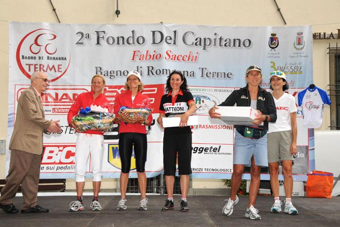 Monica Bandini assalta il Capitano