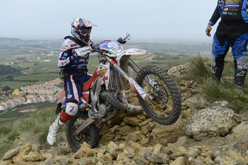 Campionato del Mondo Enduro quarta prova Torres Vedras - Portogallo 12-13 Maggio 2012