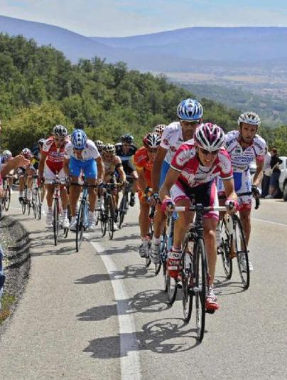 Vuelta Burgos: Taborre, Di Luca e Garzelli con i migliori