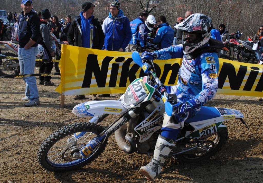 Jacopo Cerutti domina la 1° prova di campionato
