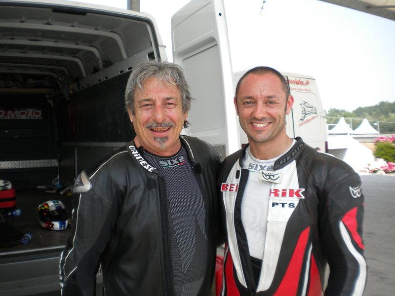 Corsi di guida @ Castelletto di Branduzzo: SIXS c'è!