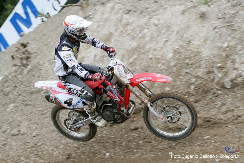 L'Alfiere trentino Lorenzo Pedri avanza di 3 posizioni nell'Italiano Motocross