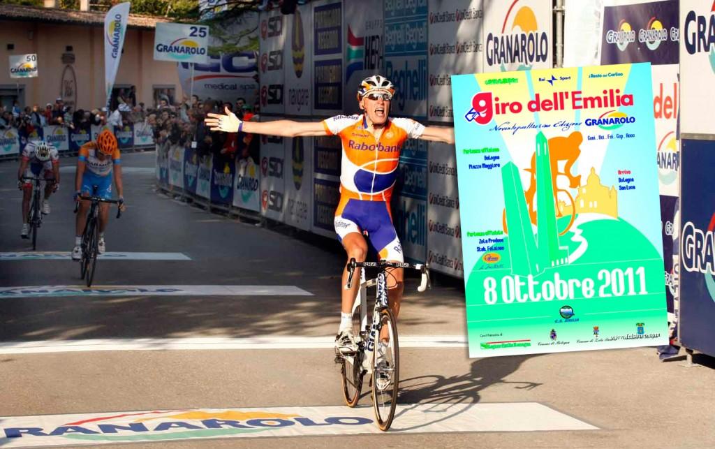 Cresce l'attesa per una grande edizione del Giro dell'Emilia - Granarolo 2011