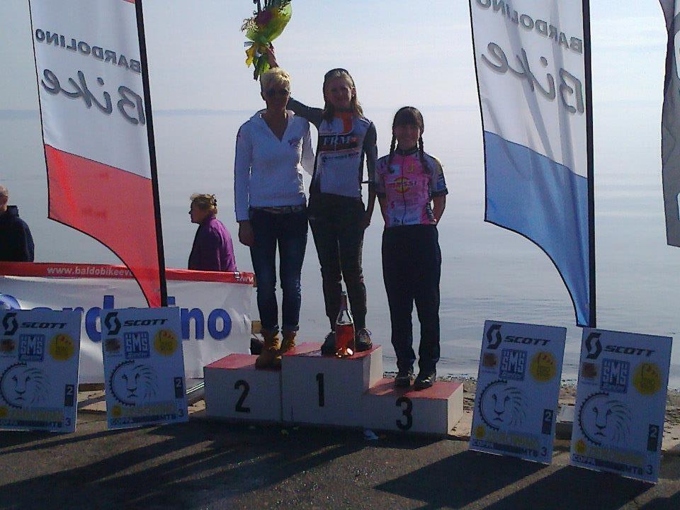 FRM Factory Racing Team  Elena Gaddoni vince la Granfondo di Bardolino
