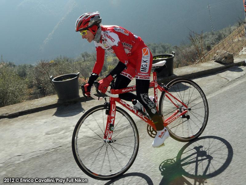 Esordio con podio per il Team Somec MG.K Vis Tubozeta