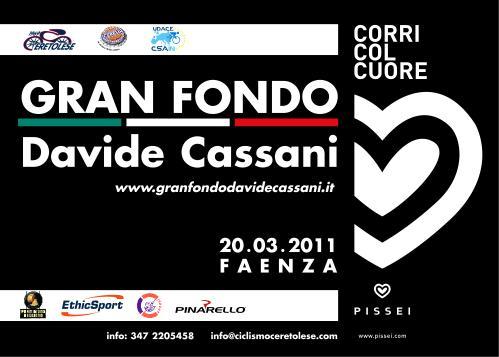Gran Fondo Davide Cassani