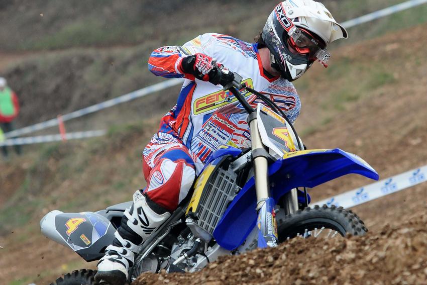 Ad Albettone con il campionato Triveneto FMI Top Rider MX1 – MX2