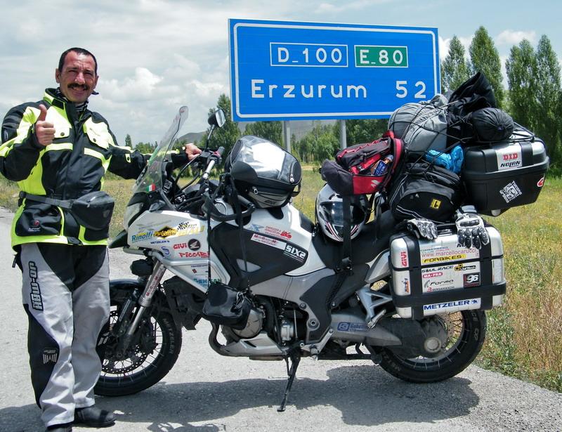 Carucci dedica il suo tour 2012 a Marco Simoncelli
